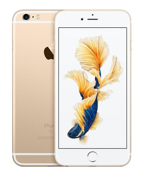 iPhone6S ゴールド