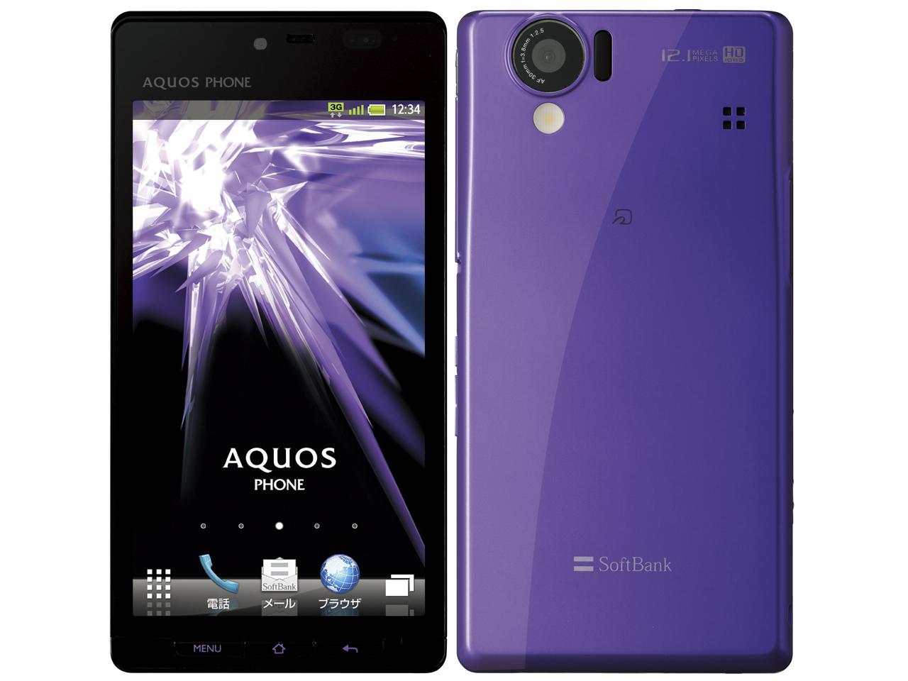 AQUOS PHONE(102SH)