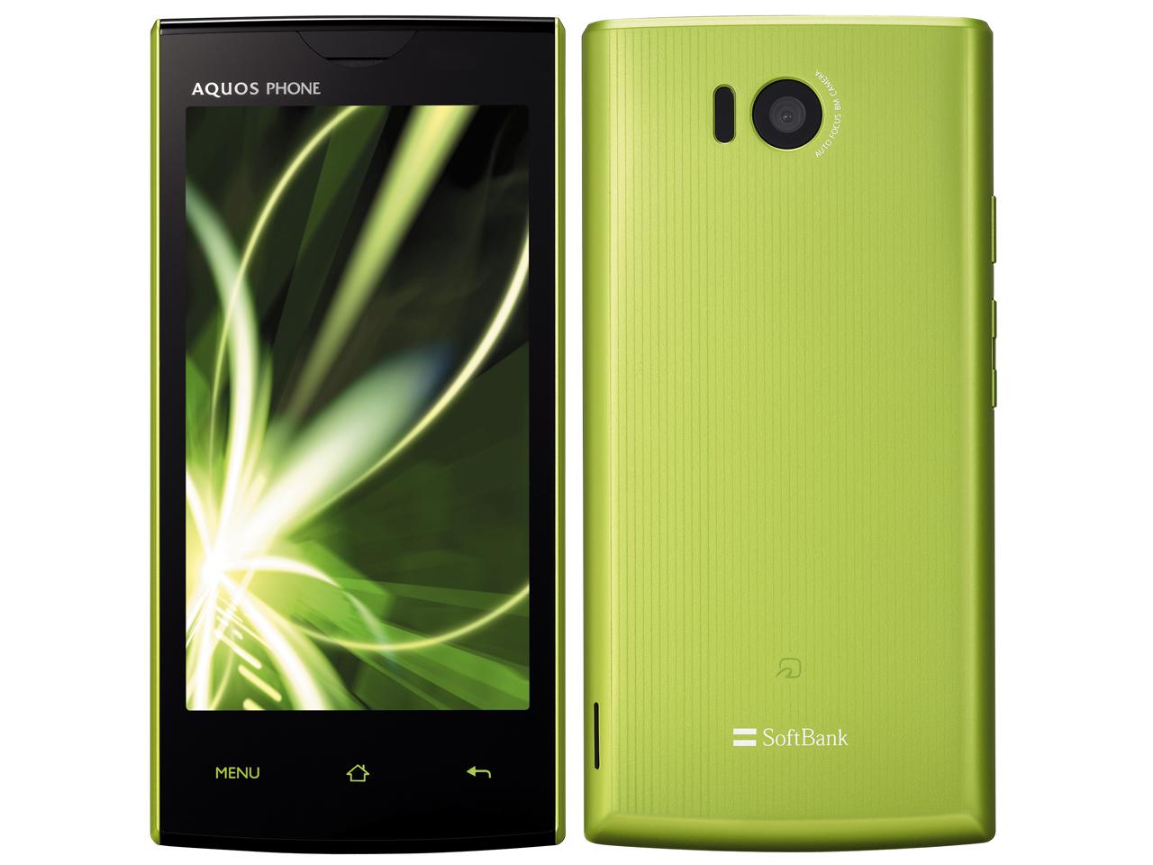 AQUOS PHONE(103SH)