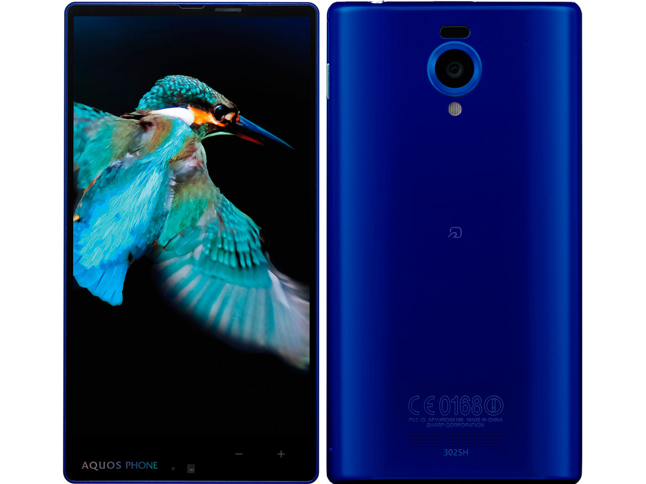 AQUOS PHONE Xx(302SH)