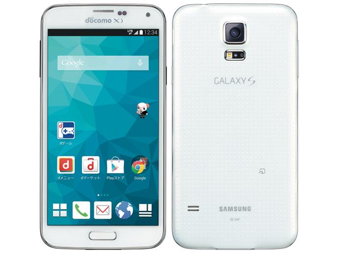 Galaxy S5 (SC-04F)