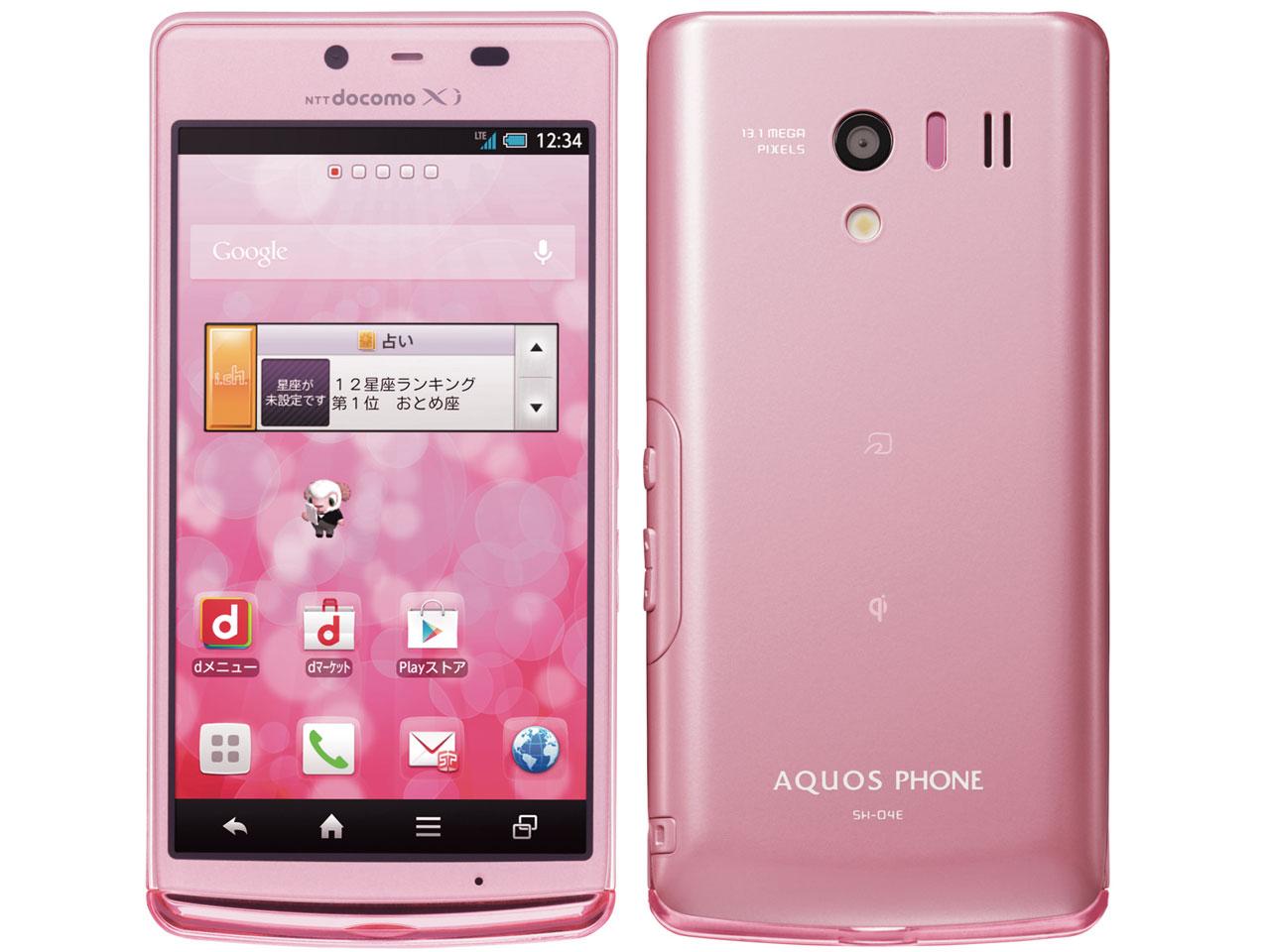 AQUOS PHONE EX(SH-04E)