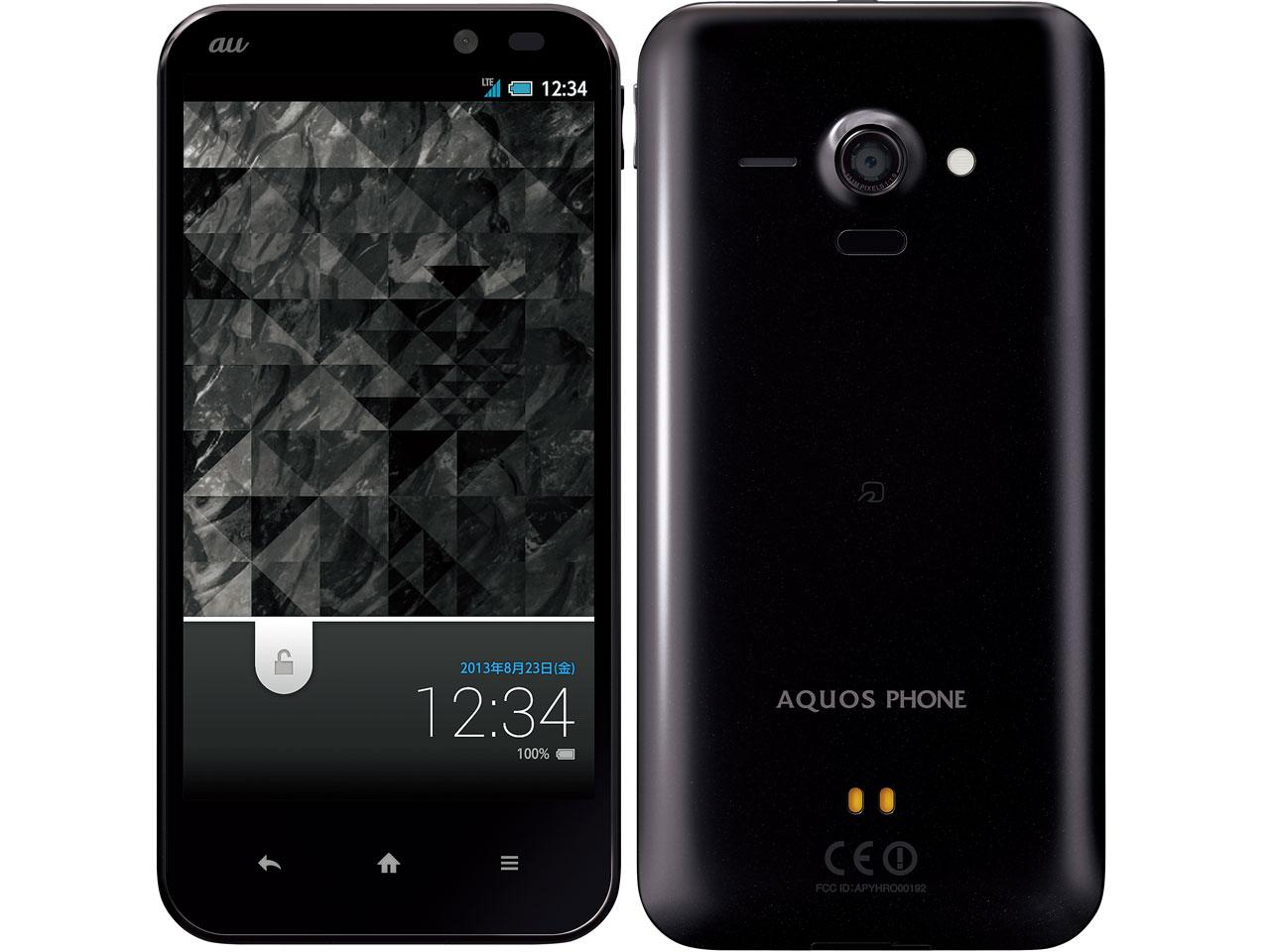 AQUOS PHONE SERIE(SHL22)
