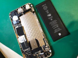 Xperia Z4 バッテリー交換