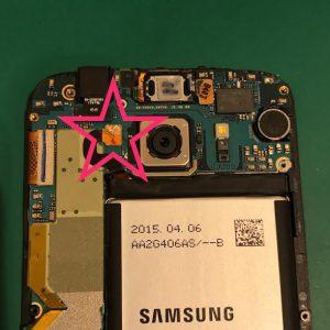 Galaxy S6 バッテリー交換