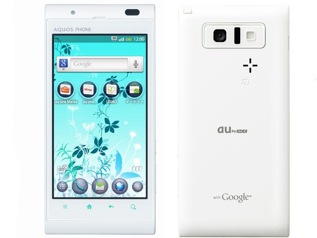 AQUOS PHONE(IS11SH)