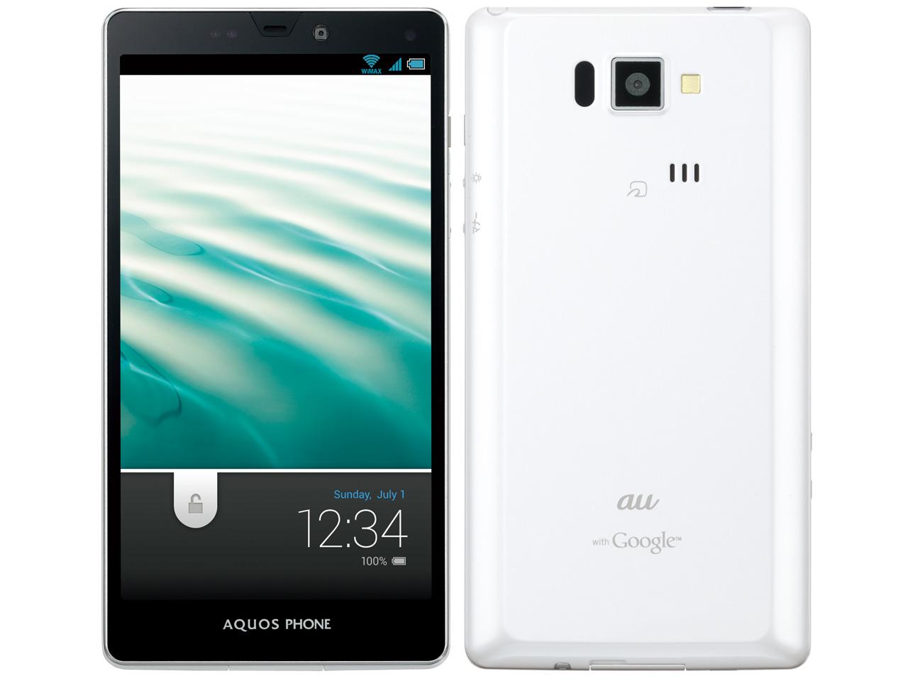 AQUOS PHONE SERIE(ISW16SH)