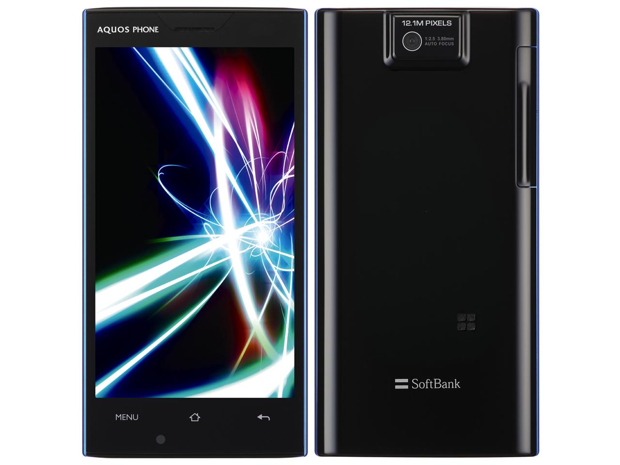 AQUOS PHONE(104SH)