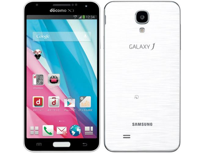 Galaxy J (SC-02F)