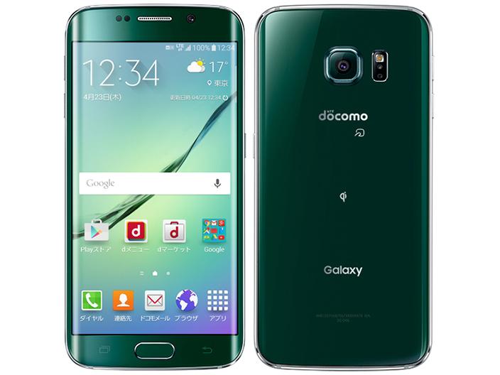 Galaxy S6Edge(SC-04G)